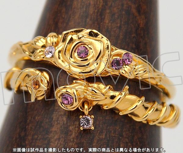 【13号】新テニスの王子様 観月指輪 〜Mizuki Birthday Ring〜
