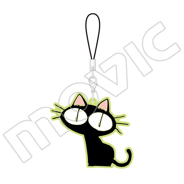トライガン(原作版) ラバーストラップ 黒猫様