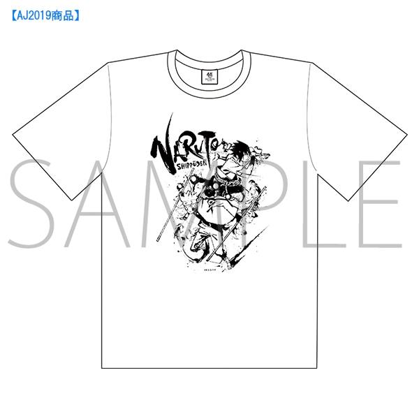 NARUTO-ナルト- Tシャツ【AJ2019商品】