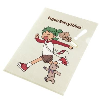 【クリアファイル】enjoy everything