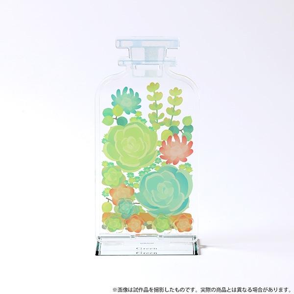 カスタマニア ボトルフラワー グリーン