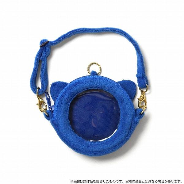 痛めいと MiMi-Pochette(ミミ・ポシェット) ネコミミ ダークブルー
