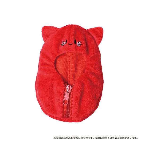 パペラの着ぐるみ 赤猫