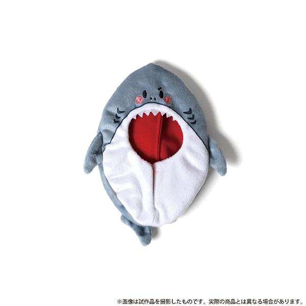 パペラの着ぐるみ サメ