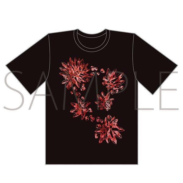 蒼穹のファフナー THE BEYOND 総士生誕祭2019 事後通販 結晶風Tシャツ