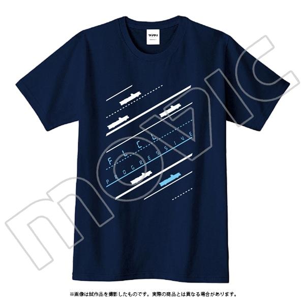劇場版「フリクリ プログレ」 Tシャツ プログレB Lサイズ