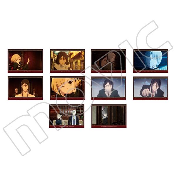 ロード・エルメロイ�U世の事件簿 -魔眼蒐集列車 Grace note- ポストカードセット file.1:バビロンと刑死者と王の記憶