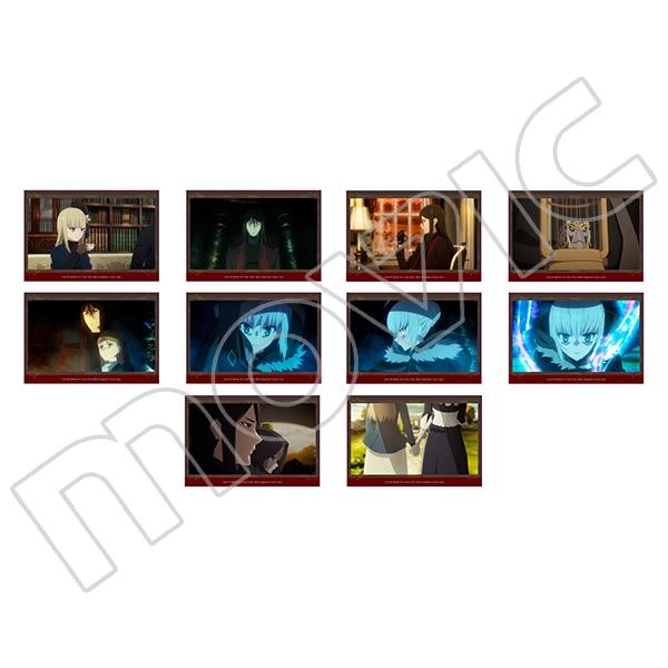 ロード・エルメロイ�U世の事件簿 -魔眼蒐集列車 Grace note- ポストカードセット file.2:七つの星と永遠の檻