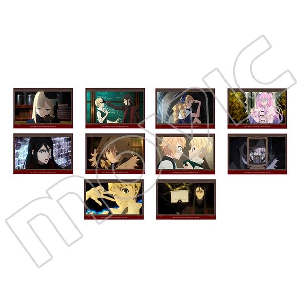 ロード・エルメロイ�U世の事件簿 -魔眼蒐集列車 Grace note- ポストカードセット file.3:雷鳴と地下迷宮