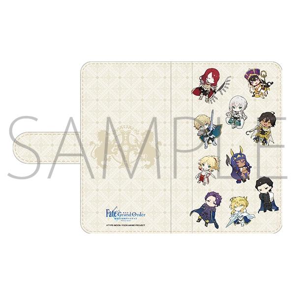 Fate/Grand Order -神聖円卓領域キャメロット- 手帳型スマートフォンケース