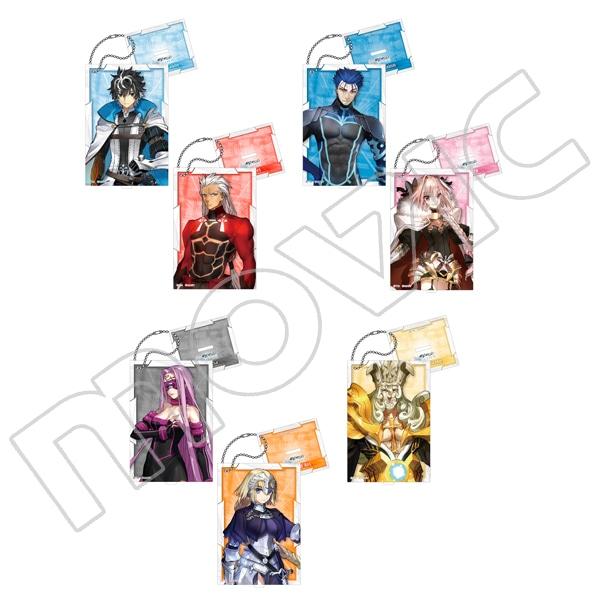 Fate/EXTELLA LINK スタンド付アクリルキーホルダーコレクション Vol.4