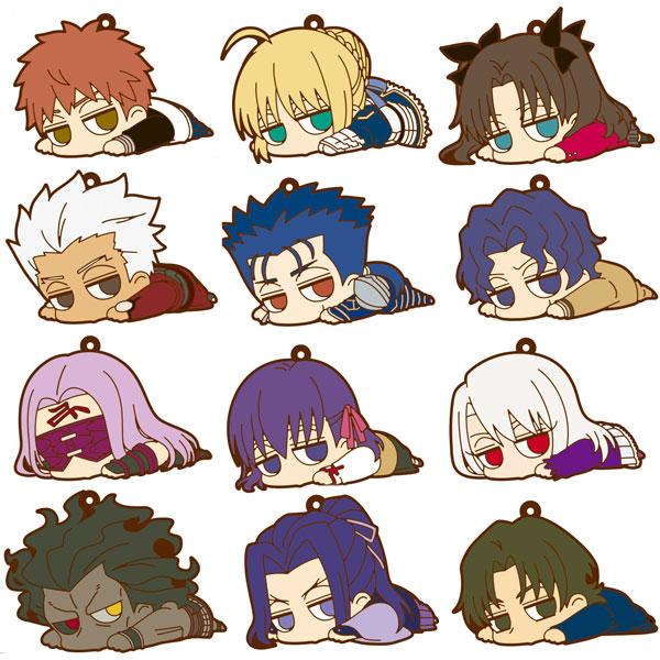 Fate/stay night だる〜んラバーストラップコレクション