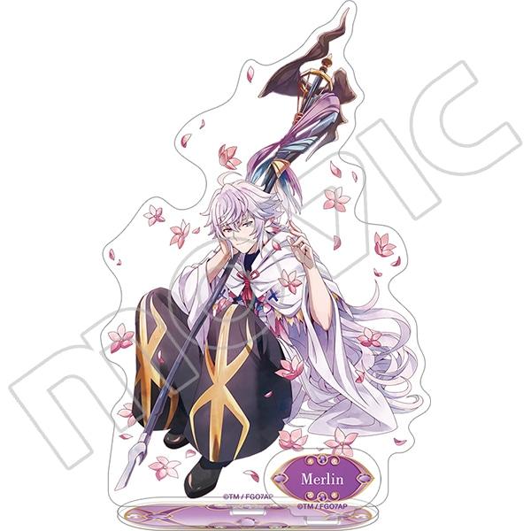 Fate/Grand Order -絶対魔獣戦線バビロニア- アクリルスタンド マーリン