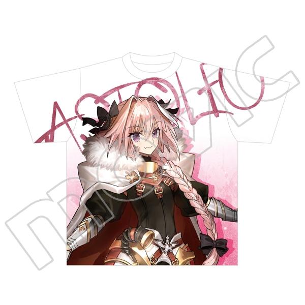 Fate/EXTELLA LINK フルグラフィックTシャツ アストルフォ