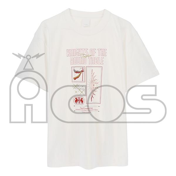 Fate/Grand Order -神聖円卓領域キャメロット- キャラクターイメージTシャツ トリスタン
