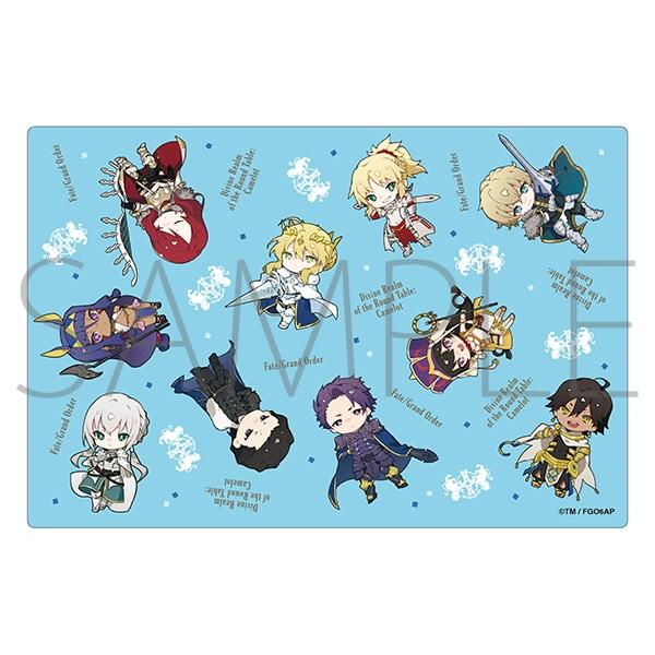 Fate/Grand Order -神聖円卓領域キャメロット- パスケース