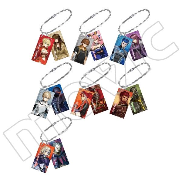 Fate/EXTELLA LINK メタルチャームコレクション Vol.2