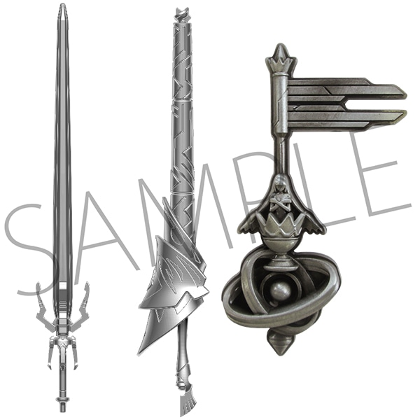 Fate/EXTELLA レプリカ宝具コレクション/アルテラ陣営