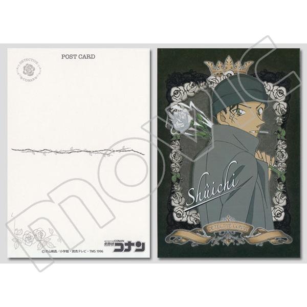 名探偵コナン メタルポストカード E:赤井秀一