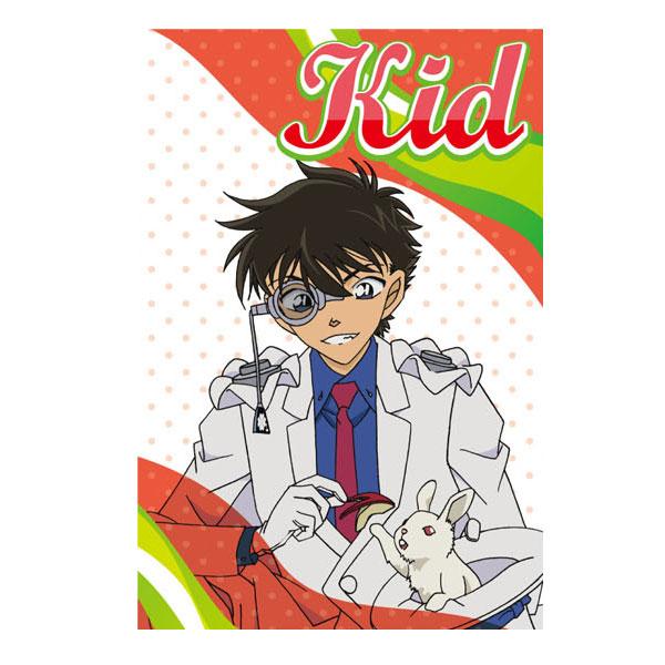 名探偵コナン 香り付きポストカード B:リンゴ、キッド