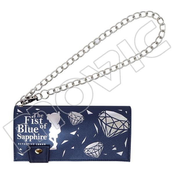 【グッズ-財布】名探偵コナン 紺青の拳 財布