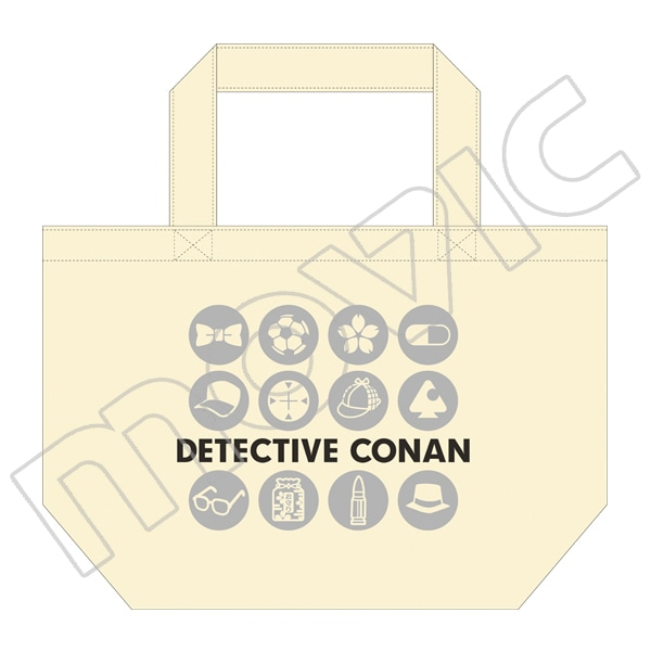 名探偵コナン ミニトートバッグ モチーフ