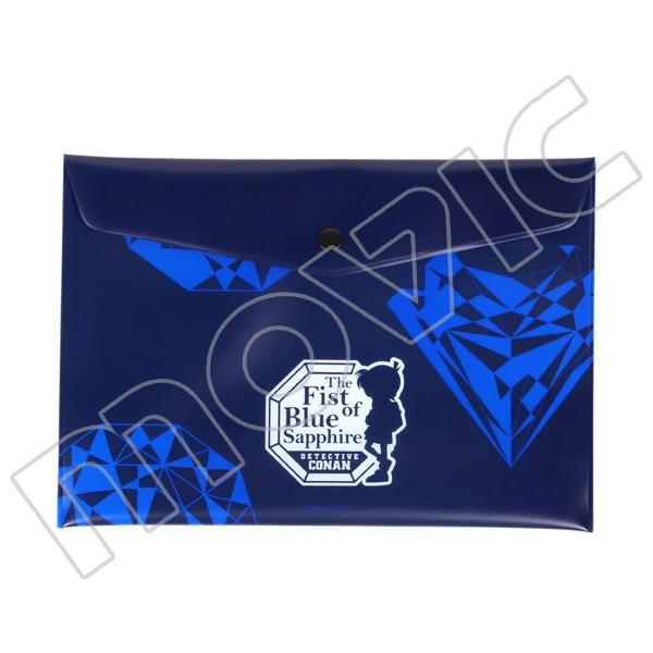 【グッズ-ファイル】名探偵コナン 紺青の拳 ソフトケース
