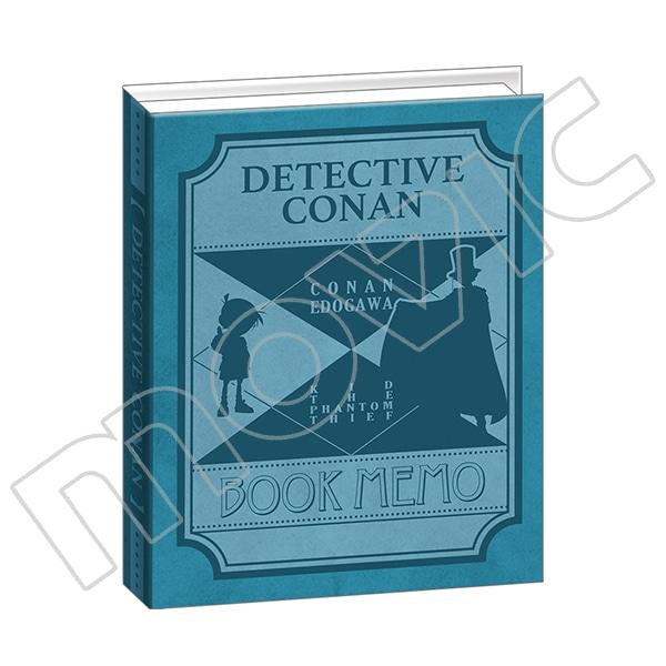 名探偵コナン ブック型メモ コナン&キッド