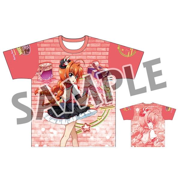 魔法少女リリカルなのは 15th Anniversary Party フルグラフィックTシャツ ヴィータ
