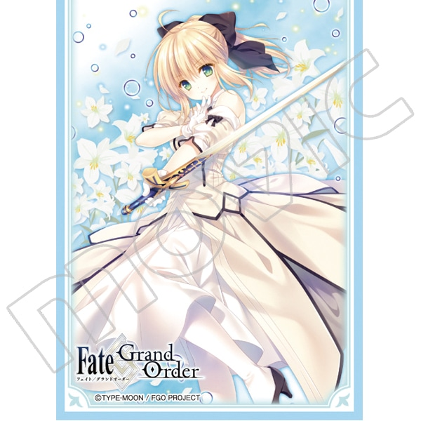 きゃらスリーブコレクション マットシリーズ Fate/Grand Order セイバー/アルトリア・ペンドラゴン〔リリィ〕(イラスト:館川まこ)(N0.MT319)