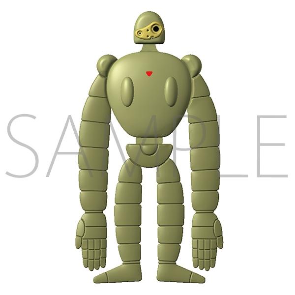 天空の城ラピュタ マグネットフック ロボット兵