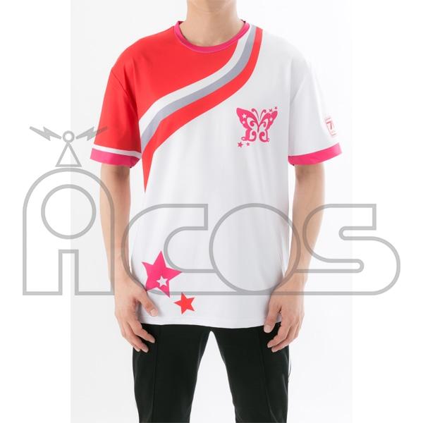 アイドルマスター MILLION LIVE! レッスンTシャツ Princess