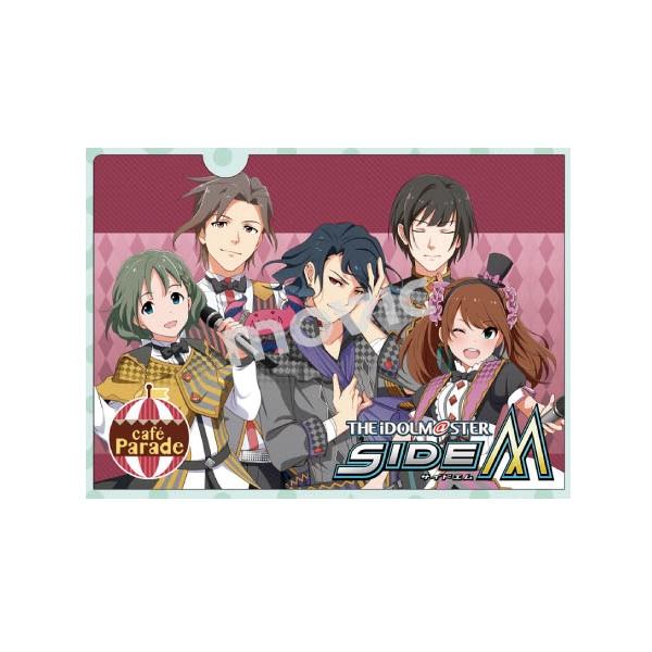 アイドルマスター SideM クリアファイル Cafe Parade