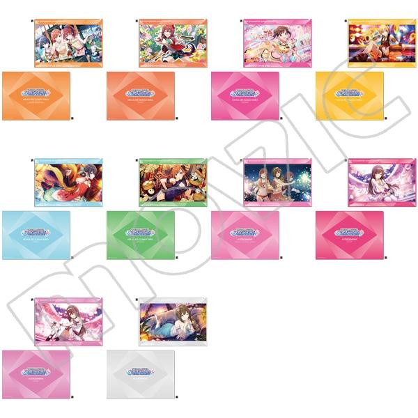 アイドルマスター シャイニーカラーズ クリアファイルコレクション 第2弾 B