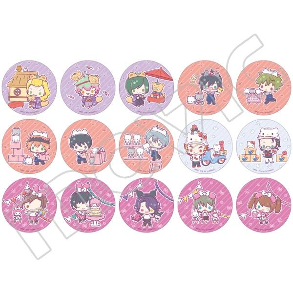 アイドルマスター SideM ステッカーコレクション サンリオキャラクターズ B アイドルマスター SideM×サンリオキャラクターズ