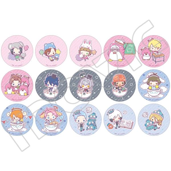アイドルマスター SideM ステッカーコレクション サンリオキャラクターズ C アイドルマスター SideM×サンリオキャラクターズ