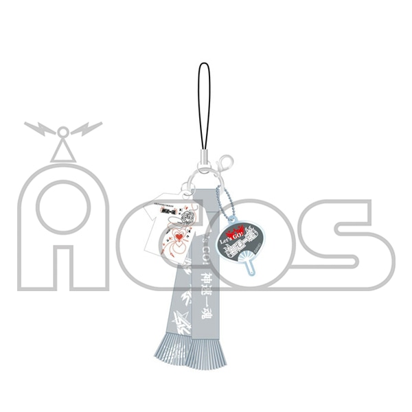 アイドルマスター SideM ミニチュアライブストラップ/神速一魂