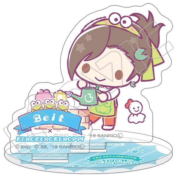 アイドルマスター SideM アクリルスタンド サンリオキャラクターズ 渡辺みのり アイドルマスター SideM×サンリオキャラクターズ
