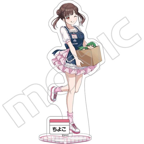 アイドルマスター シャイニーカラーズ アクリルスタンド 園田智代子