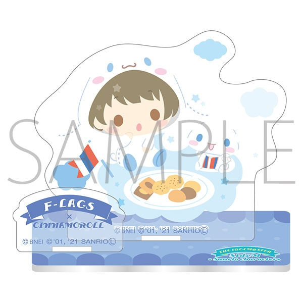 アイドルマスター SideM アクリルスタンド サンリオキャラクターズ 秋月涼