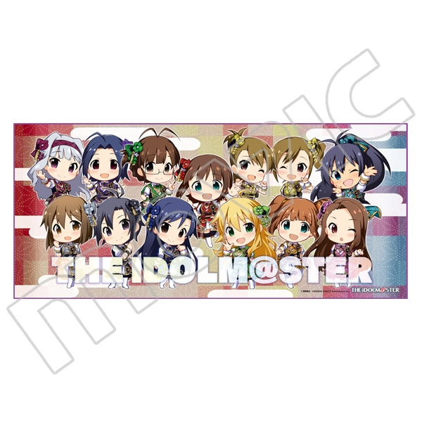 THE IDOLM@STER スポーツタオル