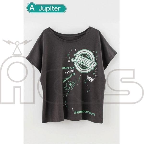 アイドルマスター SideM Tシャツ/Jupiter