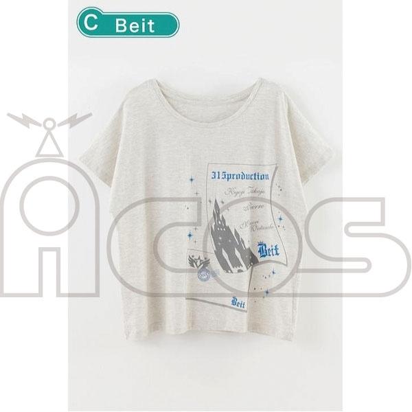 アイドルマスター SideM Tシャツ/Beit