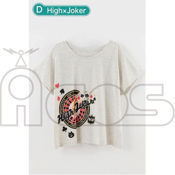 アイドルマスター SideM Tシャツ/High×Joker