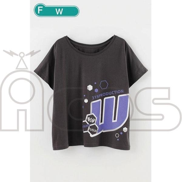 アイドルマスター SideM Tシャツ/W