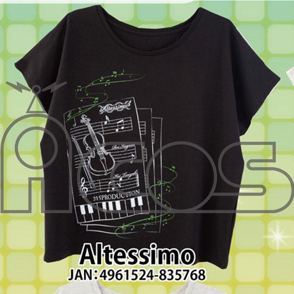 アイドルマスター SideM Tシャツ Altessimo