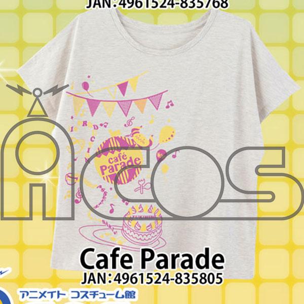 アイドルマスター SideM Tシャツ Cafe Parade