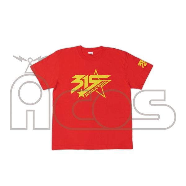 アイドルマスター SideM 315プロダクションTシャツ 朱雀