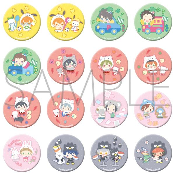 アイドルマスター SideM キャラバッジコレクション サンリオキャラクターズ C