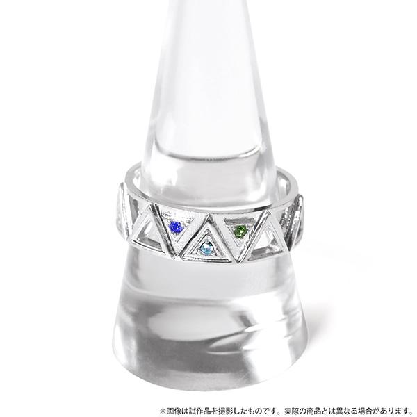 アイドルマスター シンデレラガールズ モチーフリング Triad Primus 19号【受注生産商品】